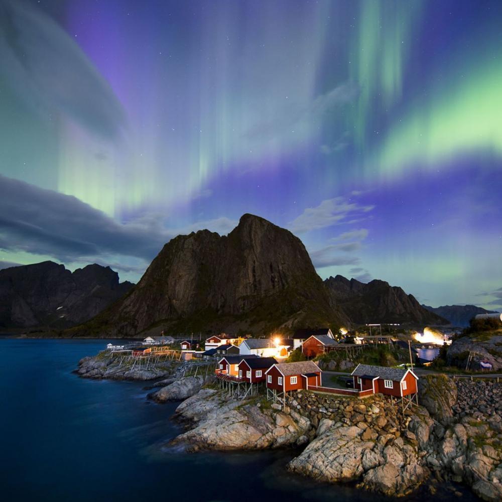 Islande - Aurores Boréales Eb8b61509aa1927b305e6526f6ec64a5